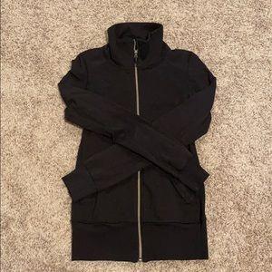 Lululemon luon fit long jacket
